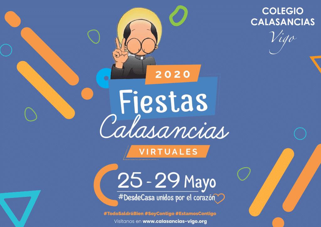 Fiestas Calasancias Virtuales 2020